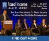 Fixed Income Future Leaders USA 2017 (Boston, MA) 16-18 May