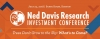 Ned Davis Research Investment Conference (Boston) 24 July 2018