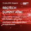 3rd Annual RegTech Summit APAC (Singapore) 13 Jun