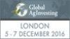 Global AgInvesting Europe 2016 (London) 5-7 Oct