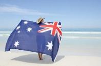 Aussie flag pensions superannuation
