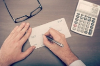 writing a cheque private equity salary survey
