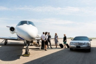 wealth management trends private jet
