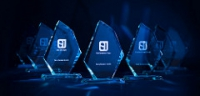 Savvy Awards 2017 Best White Papers trophies