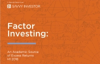 Factor Investing Special Report