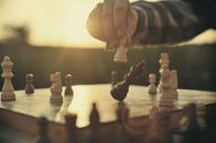 Chess board February investment outlook white papers