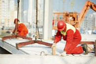 construction workers risk downside protection