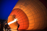 Balloon inflation reflation real assets