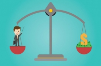 Scales for comparing salaries - weighing what you're worth