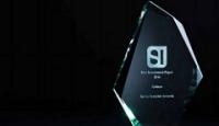 Savvy Investor Magazine Awards 2016 trophy