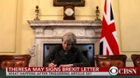 Theresa May Article 50 Brexit asset management