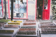 vinyl records secular trends top papers