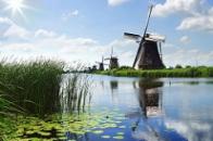 windmill generating power alpha generation