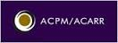 2018 ACPM National Conference (Quebec) 11-13 Sep