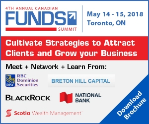 4th Annual Canadian Funds Summit (Toronto) 14-15 May 2018