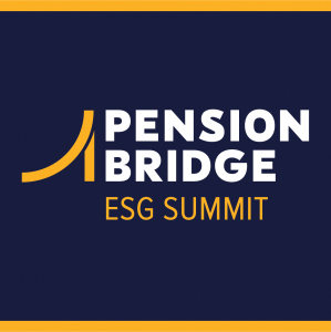Virtual Event 23-25 Feb 2021: Pension Bridge ESG Summit