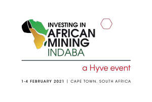 Investing in African Mining Indaba 2021 (Cape Town) 1-4 Feb