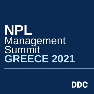 Virtual Event 18-20 May 2021: NPL Management Summit Greece