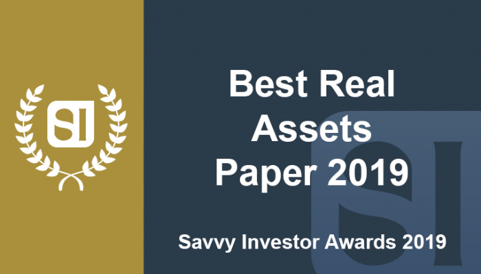 real assets 2019