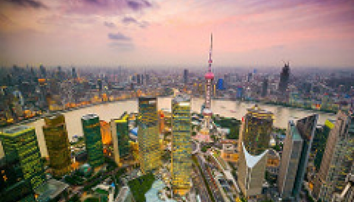 Shanghai city China investment white papers